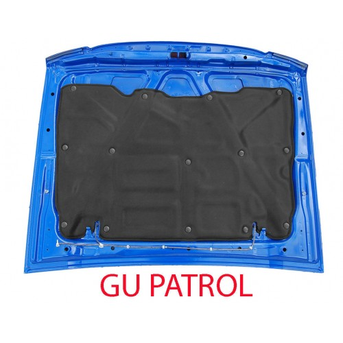 PATROL GU Turbo Diesel  Under Bonnet Insulation