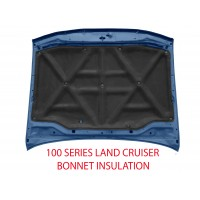 LAND CRUISER 100 Under Bonnet Insulation
