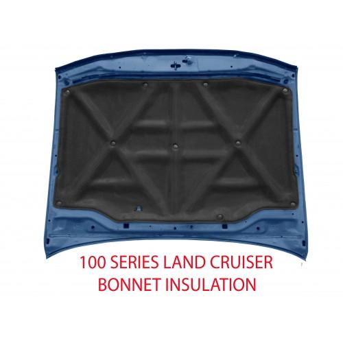 LAND CRUISER 100 Under Bonnet Insulation