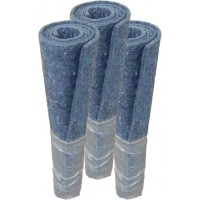 Heavy Duty Felt Underlay Front And Rear (2 Rolls)