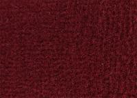 Dark Red Plush