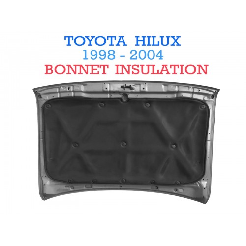 Hilux 1998 - 2004 Under Bonnet Insulation